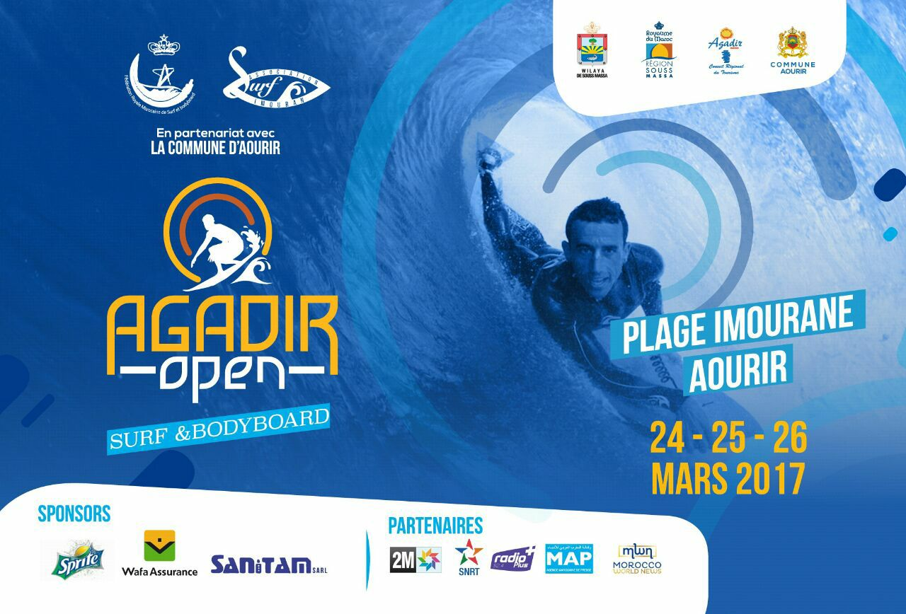 Imouran Surf Association Tamraght Agadir